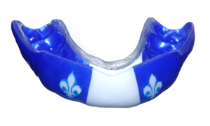 Protecteur bucal mouth guard fait sur mesure