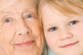 Le vieillissement produit des changements au niveau du visage et de la dentition