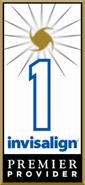 Logo des fournisseurs Invisalign premier preferred provider
