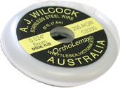 Fil orthodontique australien Wilcock