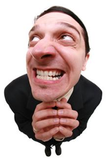 Le bruxisme et grincemen de dents peuvent endommager la dentition.