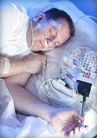Laboratoire du sommeil ploysomnographie