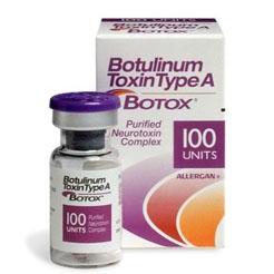 Utilisation de la biotoxine Botox pour corriger un sourire asymétrique et l'esthétique du visage