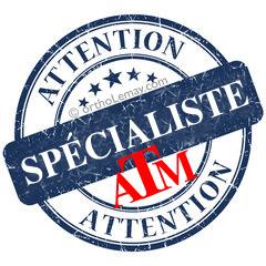 Il n'existe pas de spécialiste reconnu pour le traitement des articulations temporo-mandibulaires (ATM).