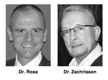 Dr Zachrisson et Rosa, orthodontiste et prosthodontiste; étude sur la substitution des canines pour remplacer des latérales manquantes.